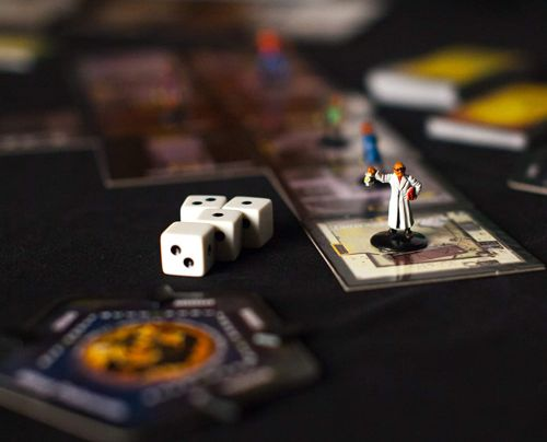 Board Games for Teens: Betrayal at House on the Hill