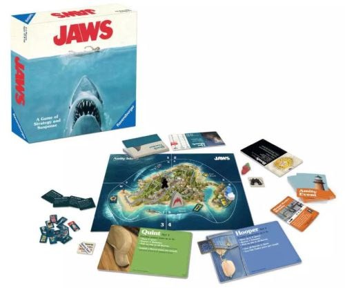Board Games for Teens: Jaws