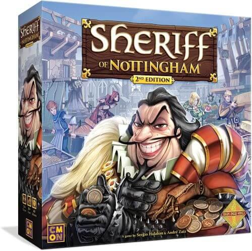 Board Games for Teens: Sheriff of Nottingham