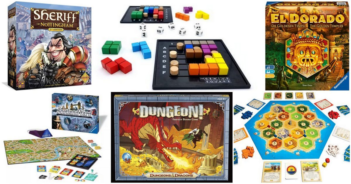 Great Board Games for Teens That They'll Actually Play