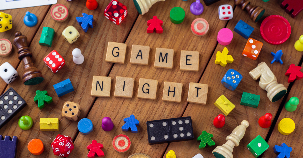 Family Game Night May Be Just What We All Need to Slow Down and Connect