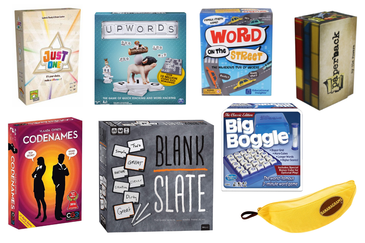 8 Games Like Scrabble to Check Out