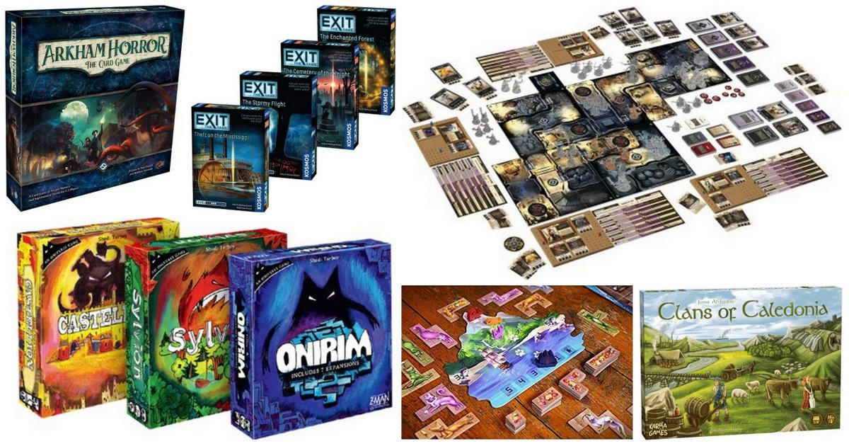 Best Solo Board Games for Competing Against Yourself