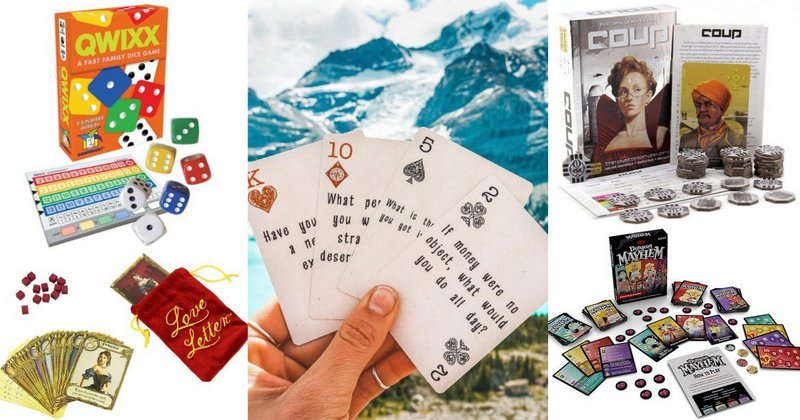 Best Travel Board Games To Take Everywhere You Go