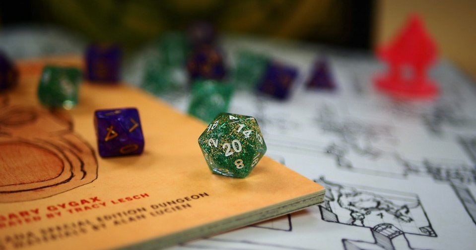 How Playing Dungeons and Dragons Can Make Your Kids Smarter