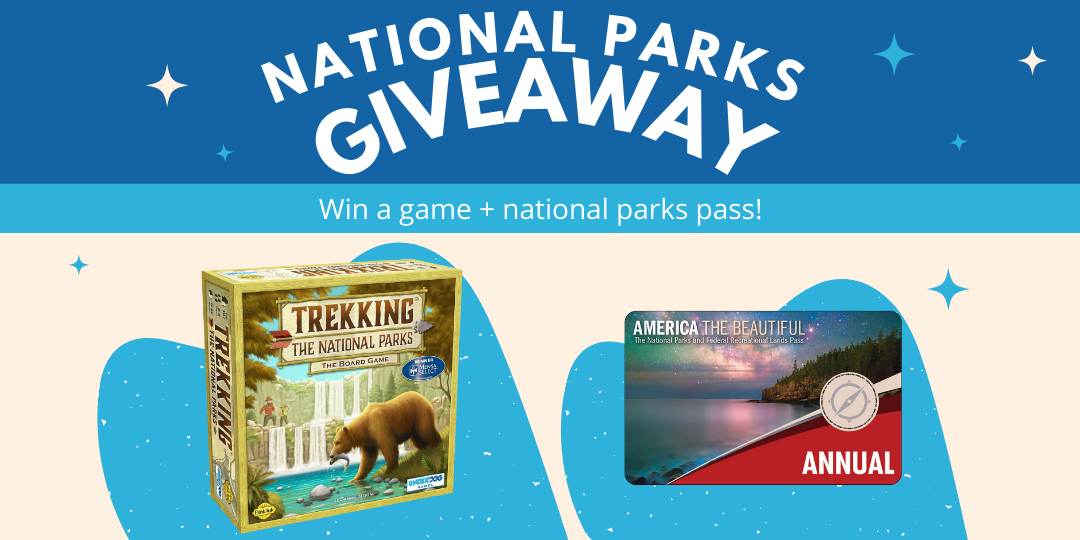Win a National Parks Summer Gift Pack!