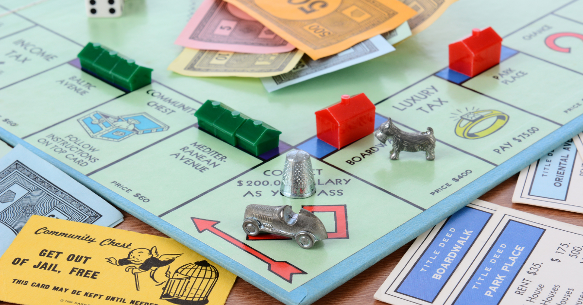 Let's Stop Shaming People for Loving Monopoly