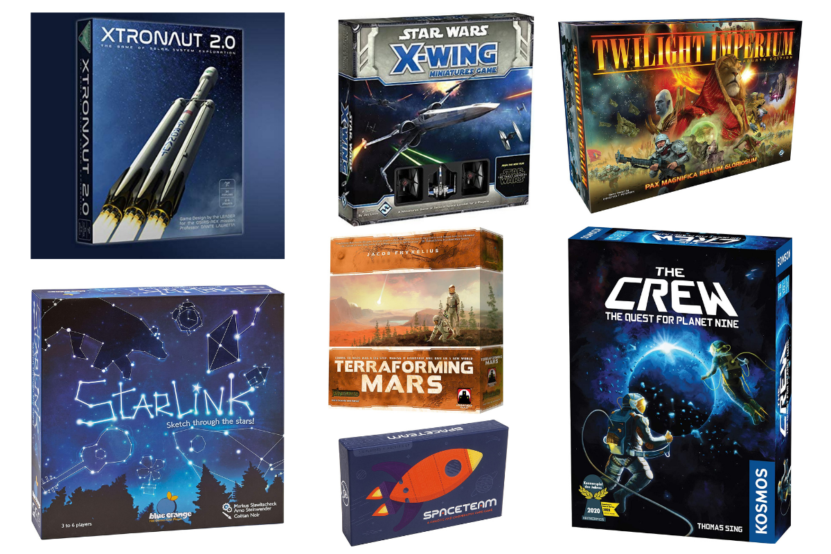 Looking for a Space Board Game? Check Out These Favorites!