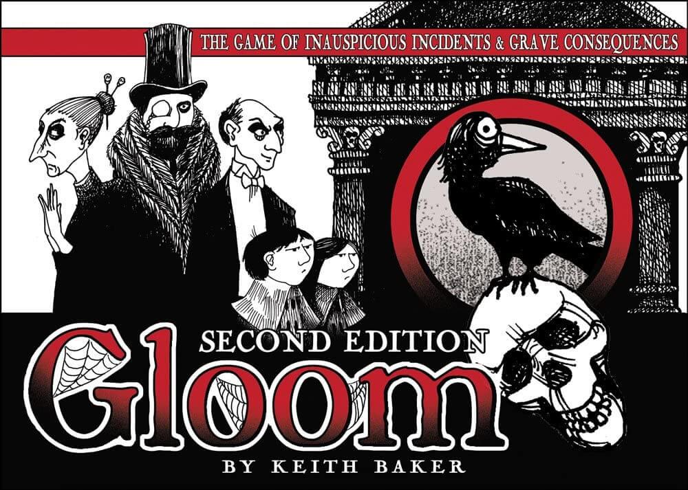best horror board games - gloom
