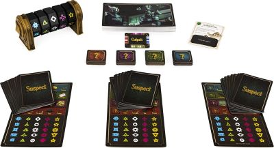 Mystery Games Like Clue: 5-Minute Mysteries