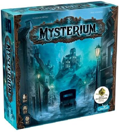Mystery Games Like Clue: Mysterium