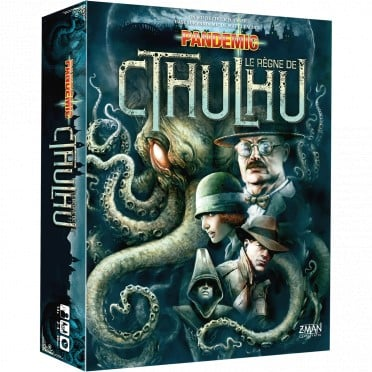 best horror board games pandemic