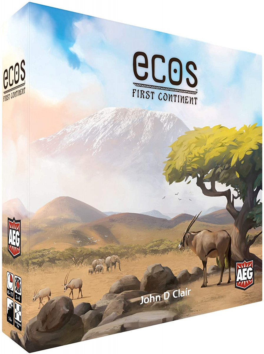 planet board game - ecos