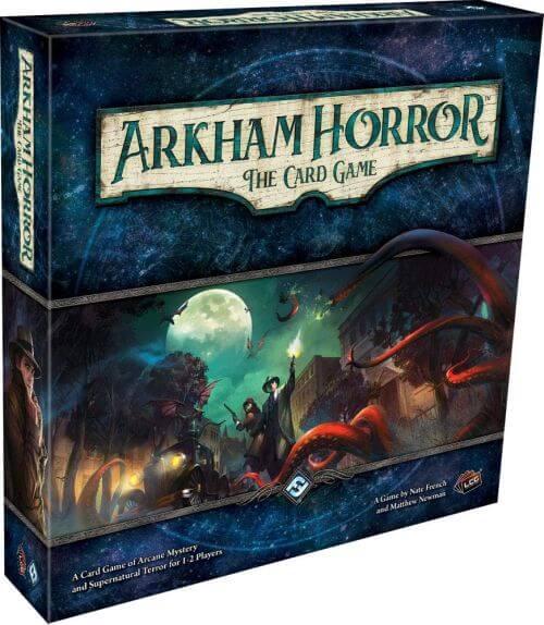 Best Solo Board Games: Arkham Horror