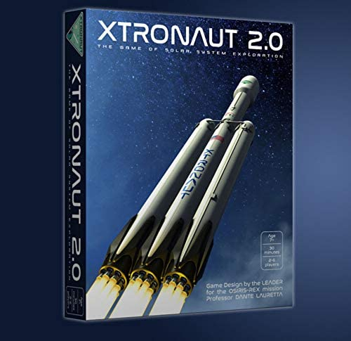 Xtronaut board game