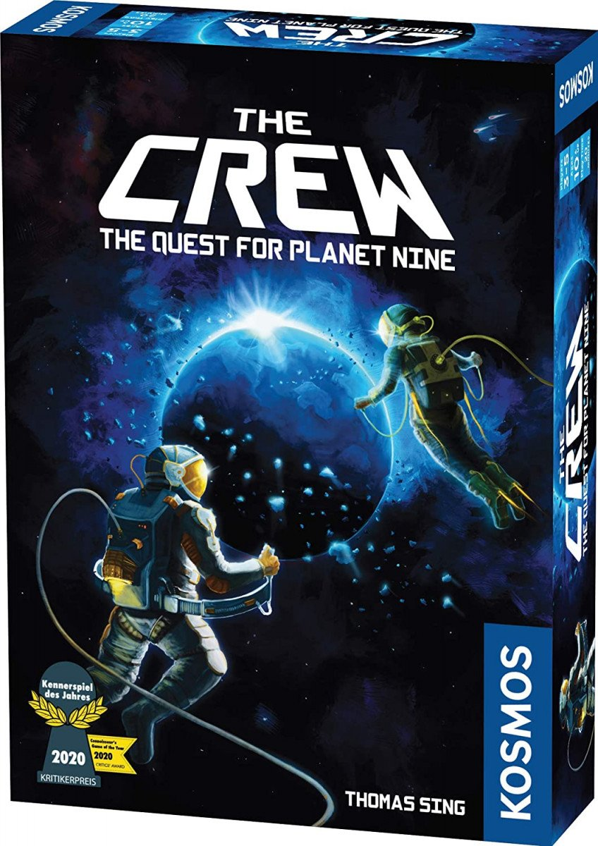 The Crew boardgame