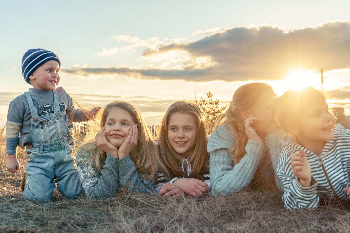 Week-end en famille : 10 activités simples