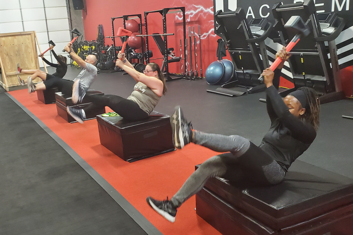 Fitness Post COVID - Group Workouts