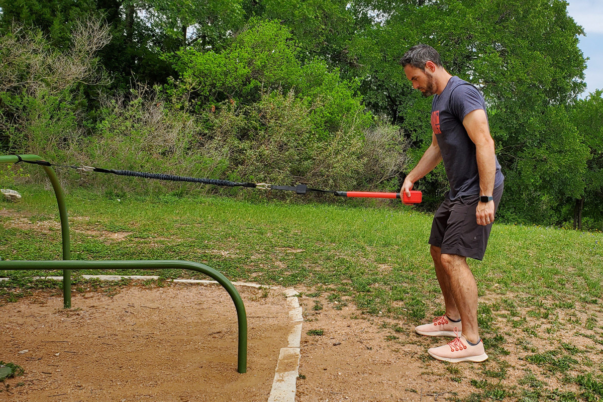 Fitness Post COVID - Outdoor Workouts