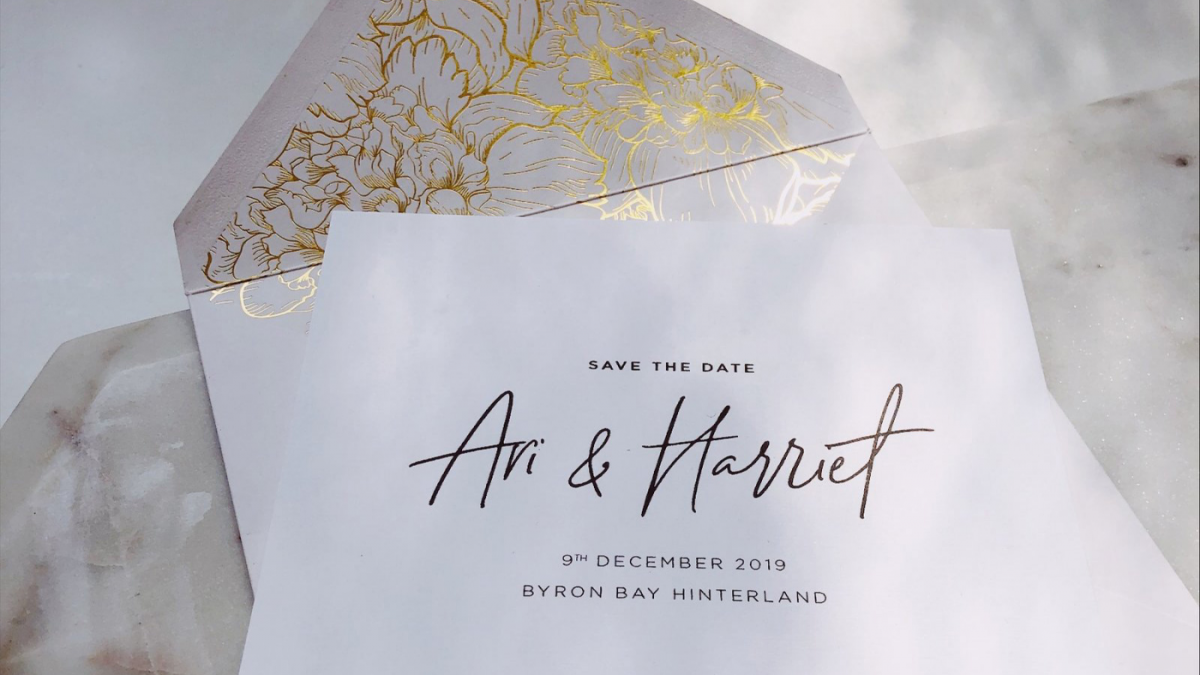 Wedding Invitations and Save The Dates - How to Guide