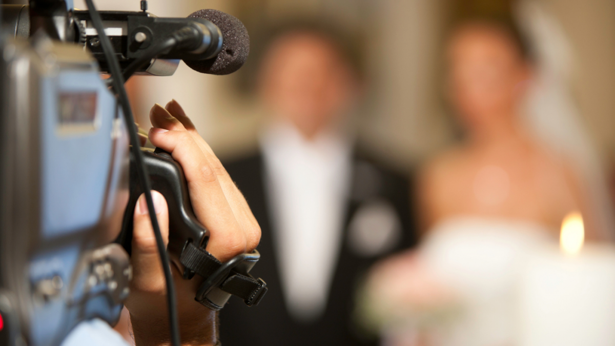 Why a Videographer is a Wedding Must (And How to Get The Most Out of It)
