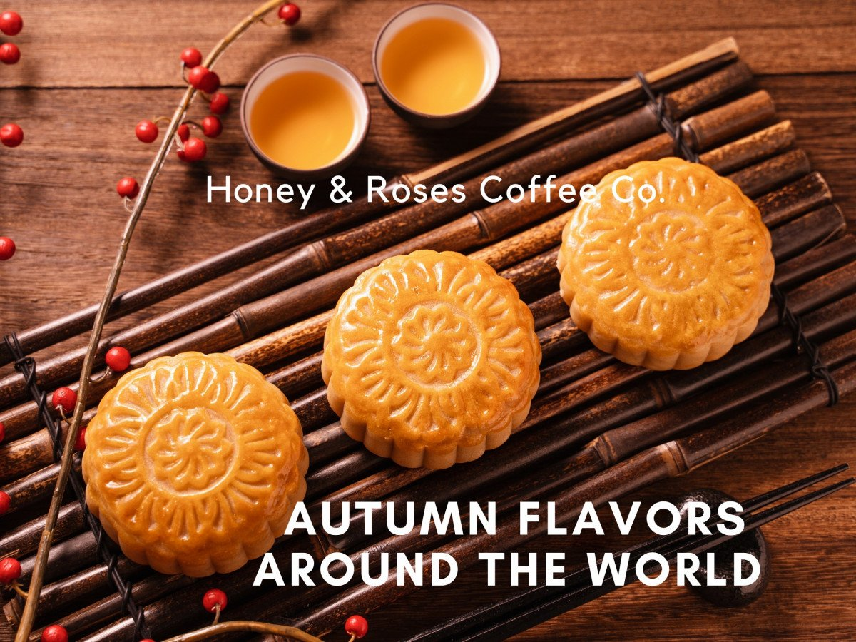 Autumn Flavors Around The World