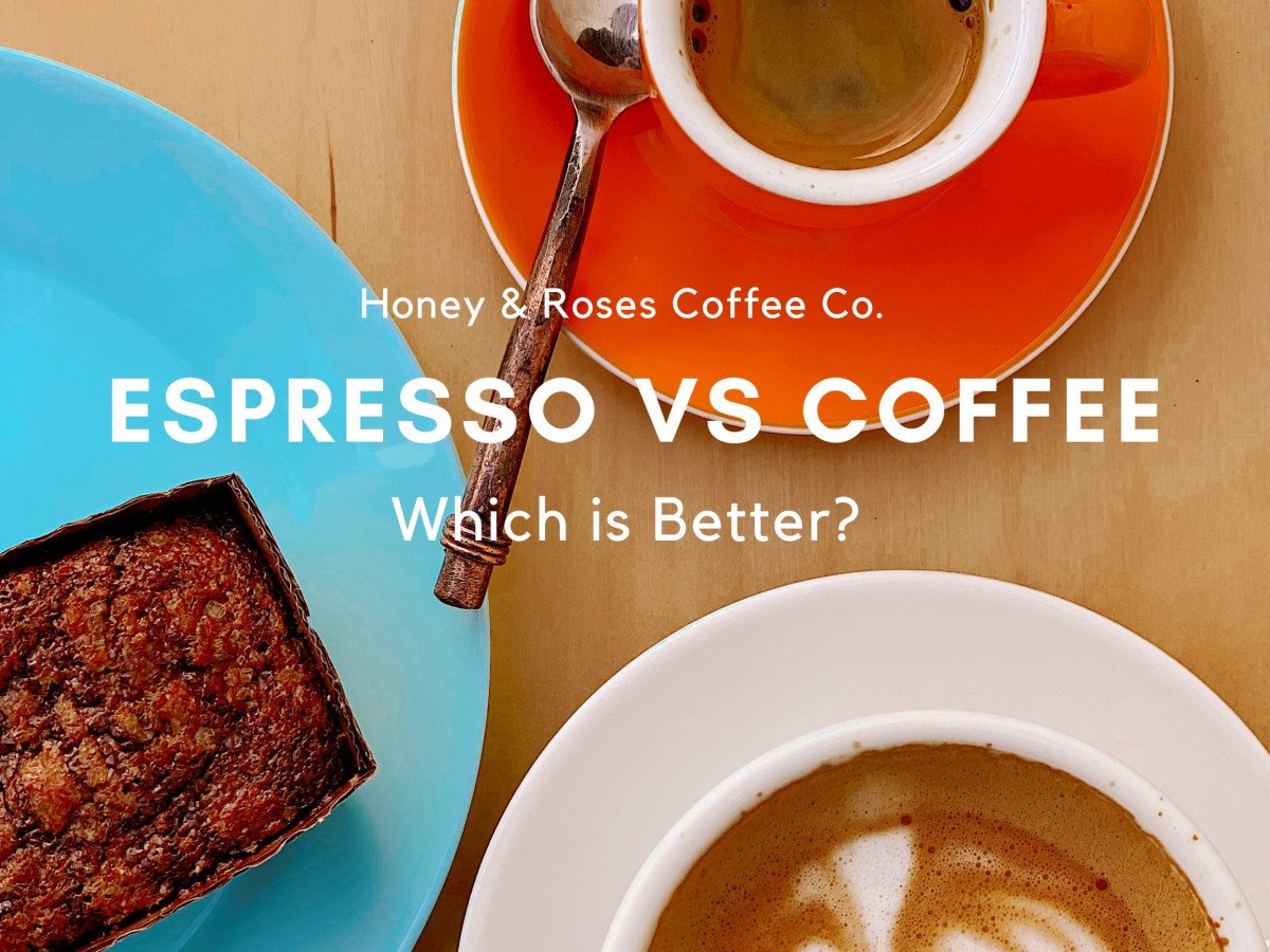 Espresso VS Drip Coffee