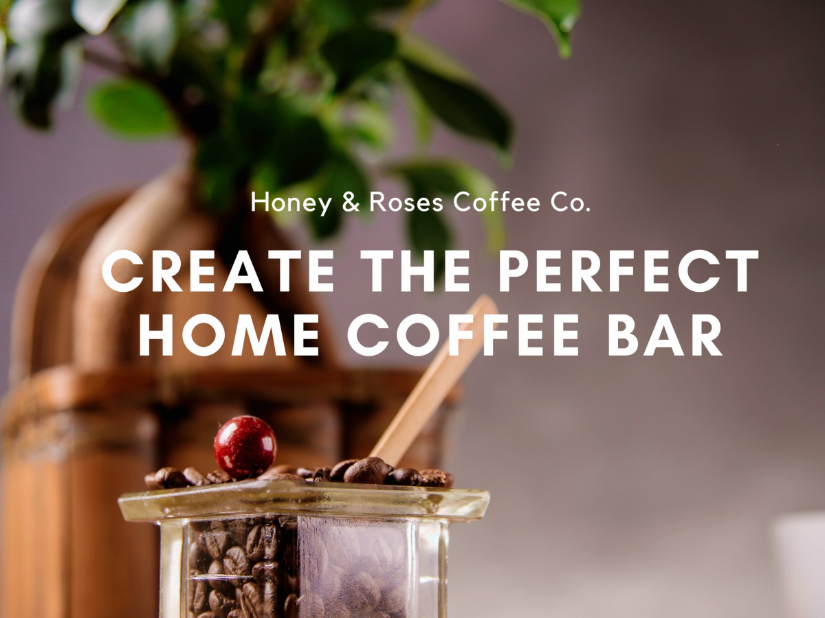 The Perfect At Home Coffee Bar