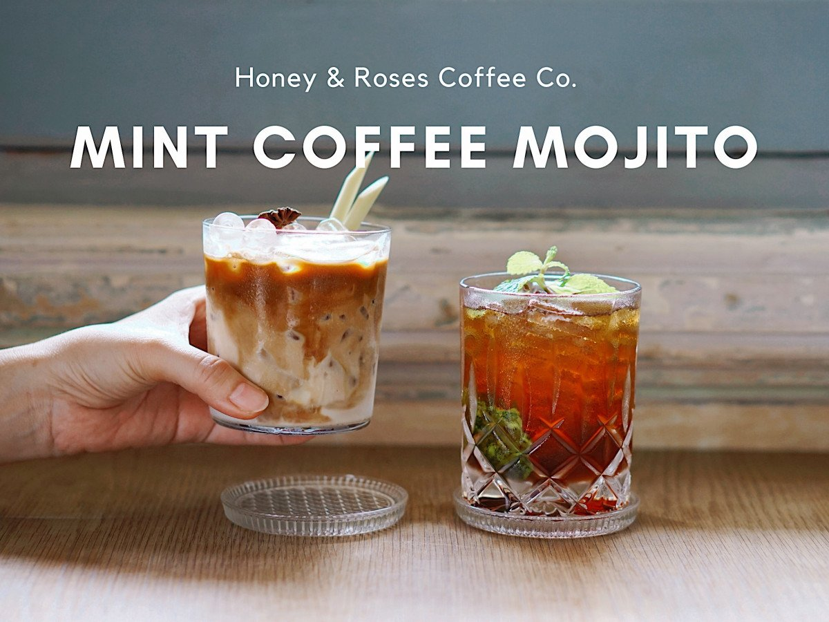 Coffee Mint Mojito