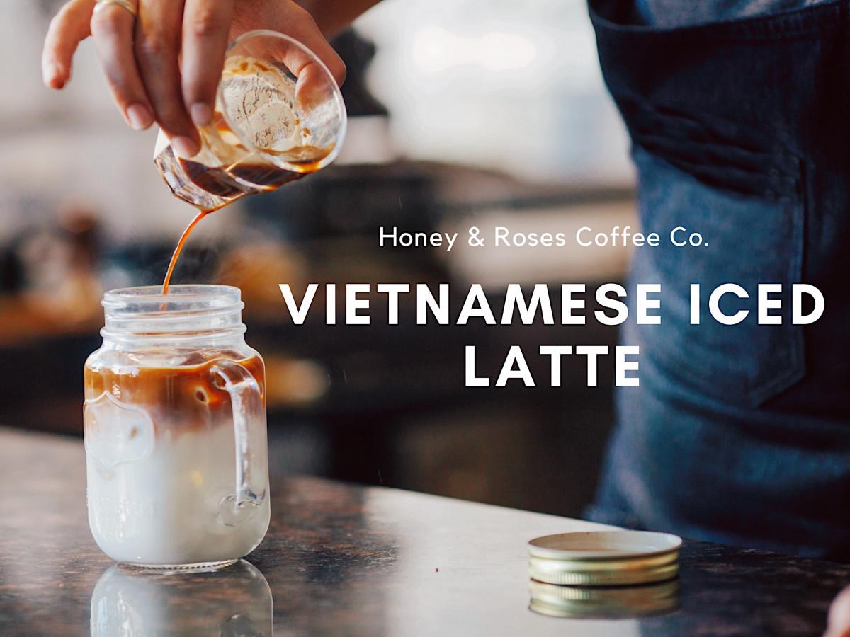 Coconut Vietnamese Iced Coffee