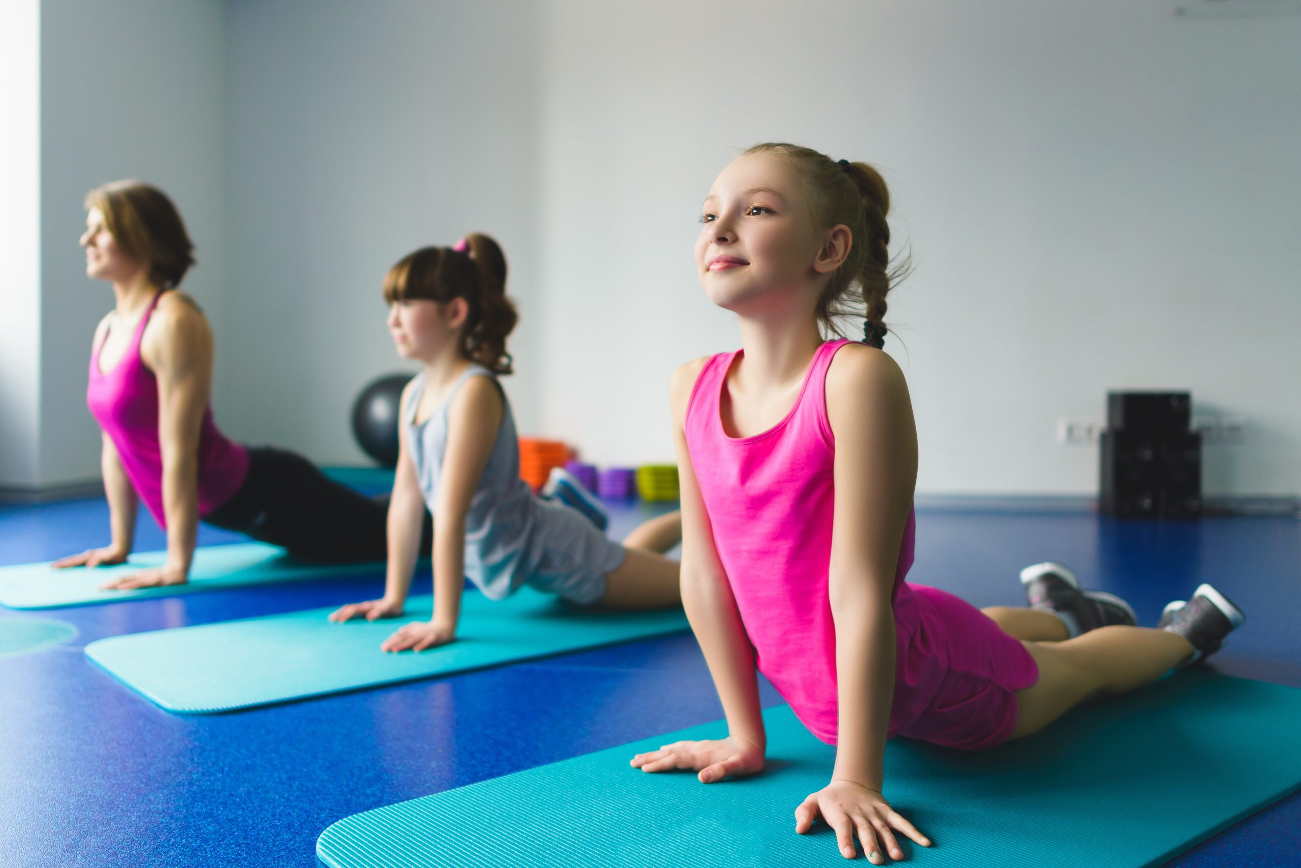 Gymnastics Training & Conditioning Using Resistance Bands