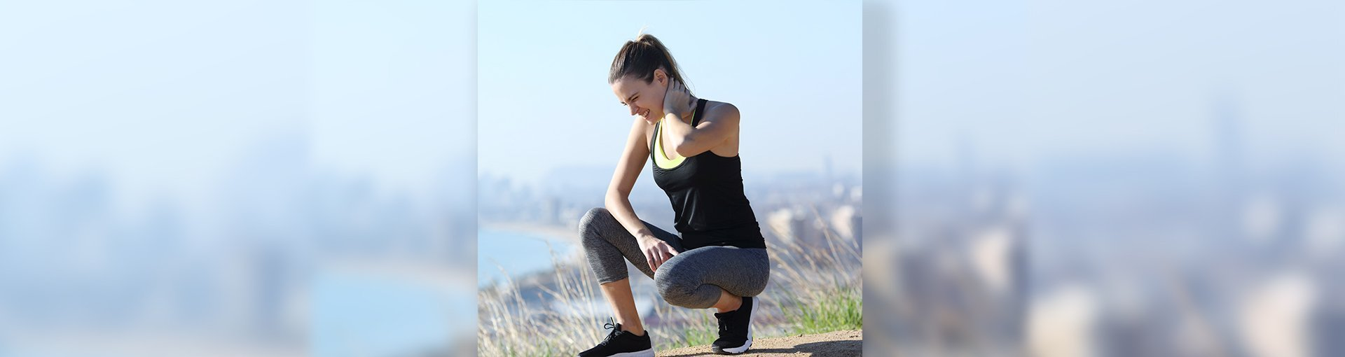 How To Avoid Neck & Shoulder Pain After Running?