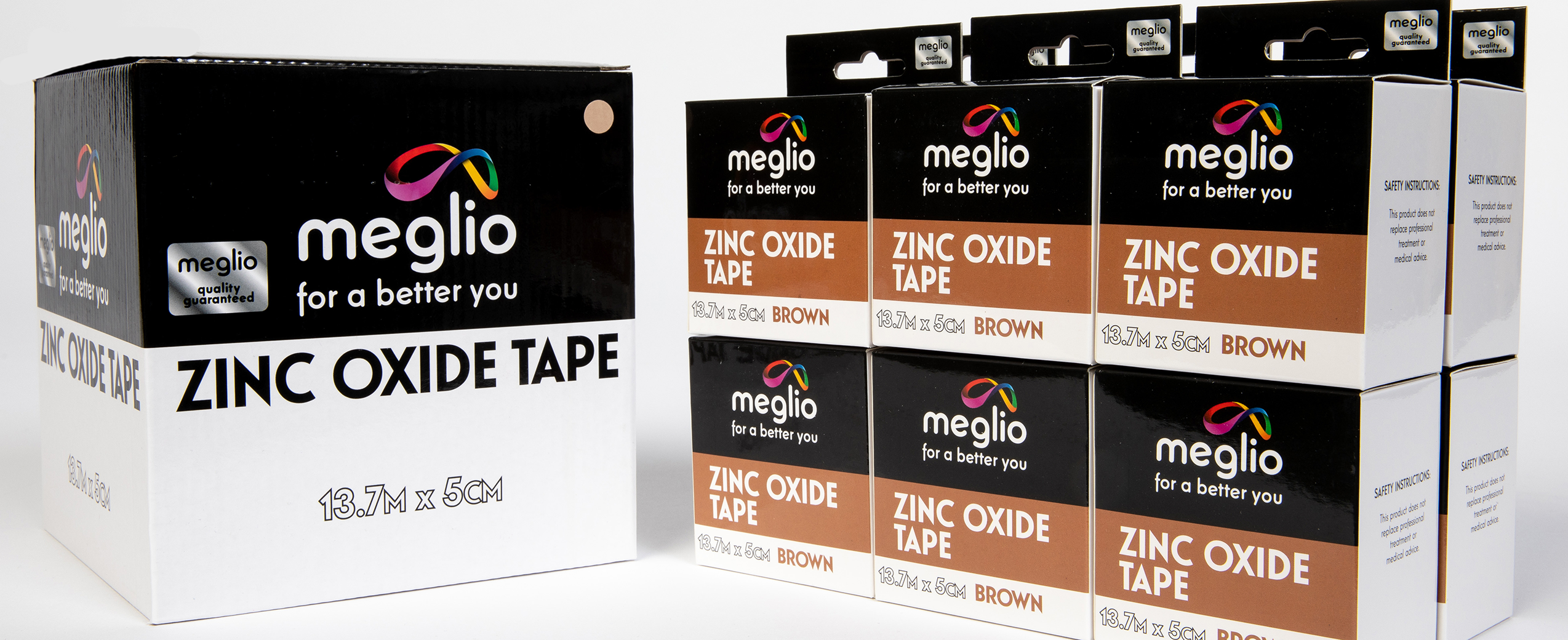 The Benefits of Zinc Oxide Tape