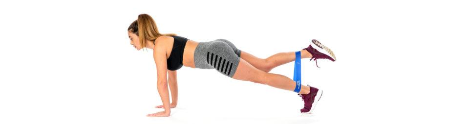 10 Resistance Loop Band Exercises To Start Your Training!
