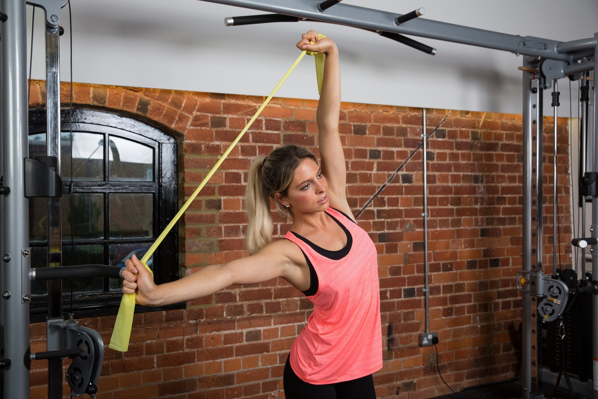 Resistance Band Series - Back Exercises
