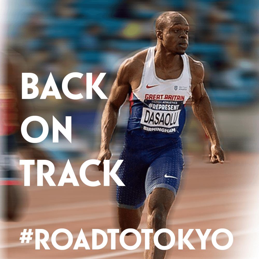 James Dasaolu Back on Track | PART 1