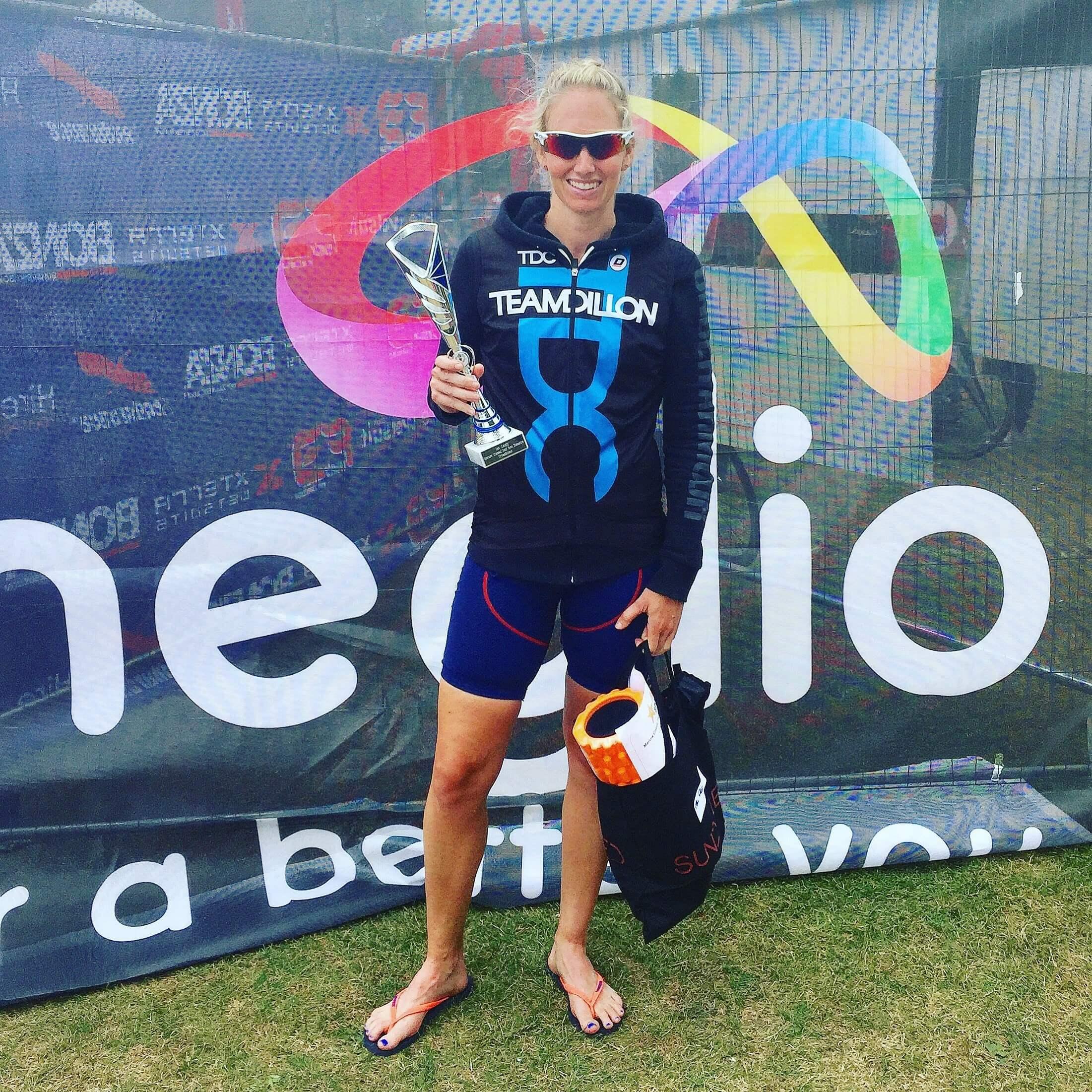 Athlete Profile - Lori Westcott