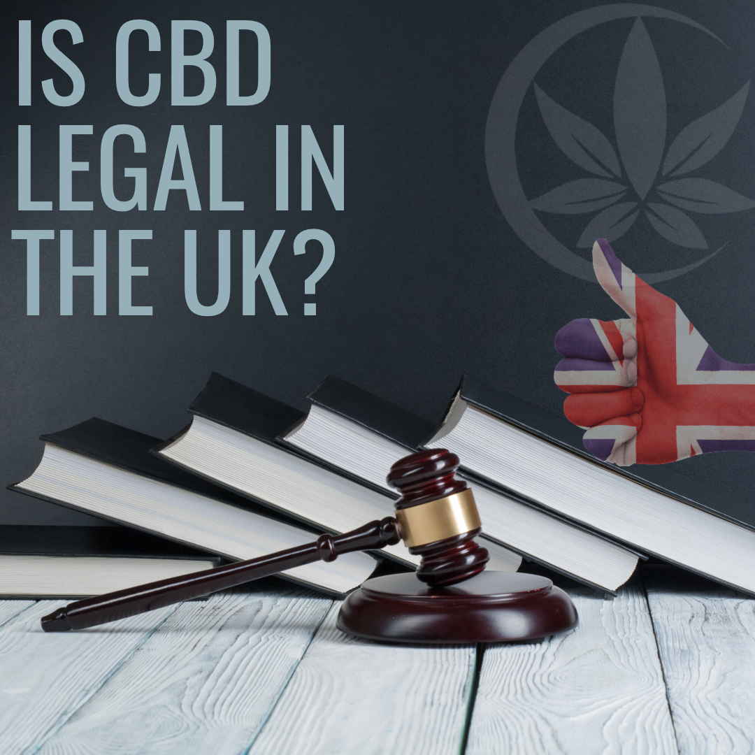 Is CBD Legal in the United Kingdom?