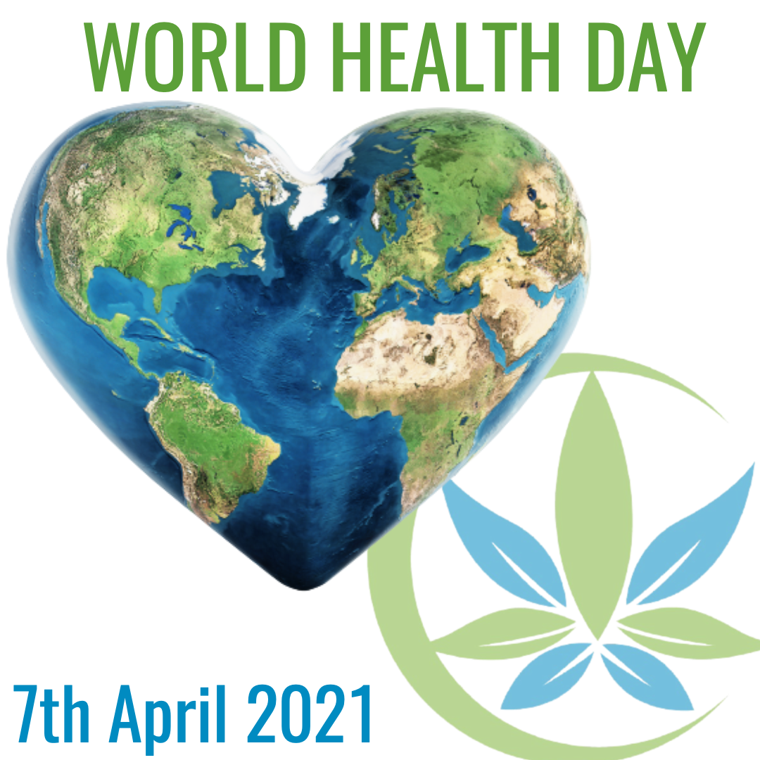 What is World Health Day & can CBD help us live healthier?