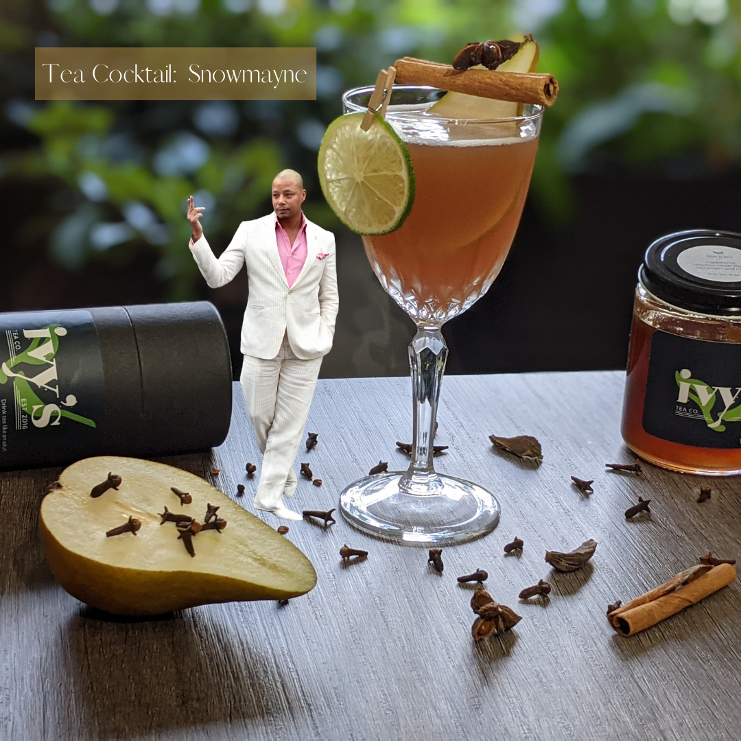 Snowmayne: What the Flu? Elderberry-Ginger Cocktail