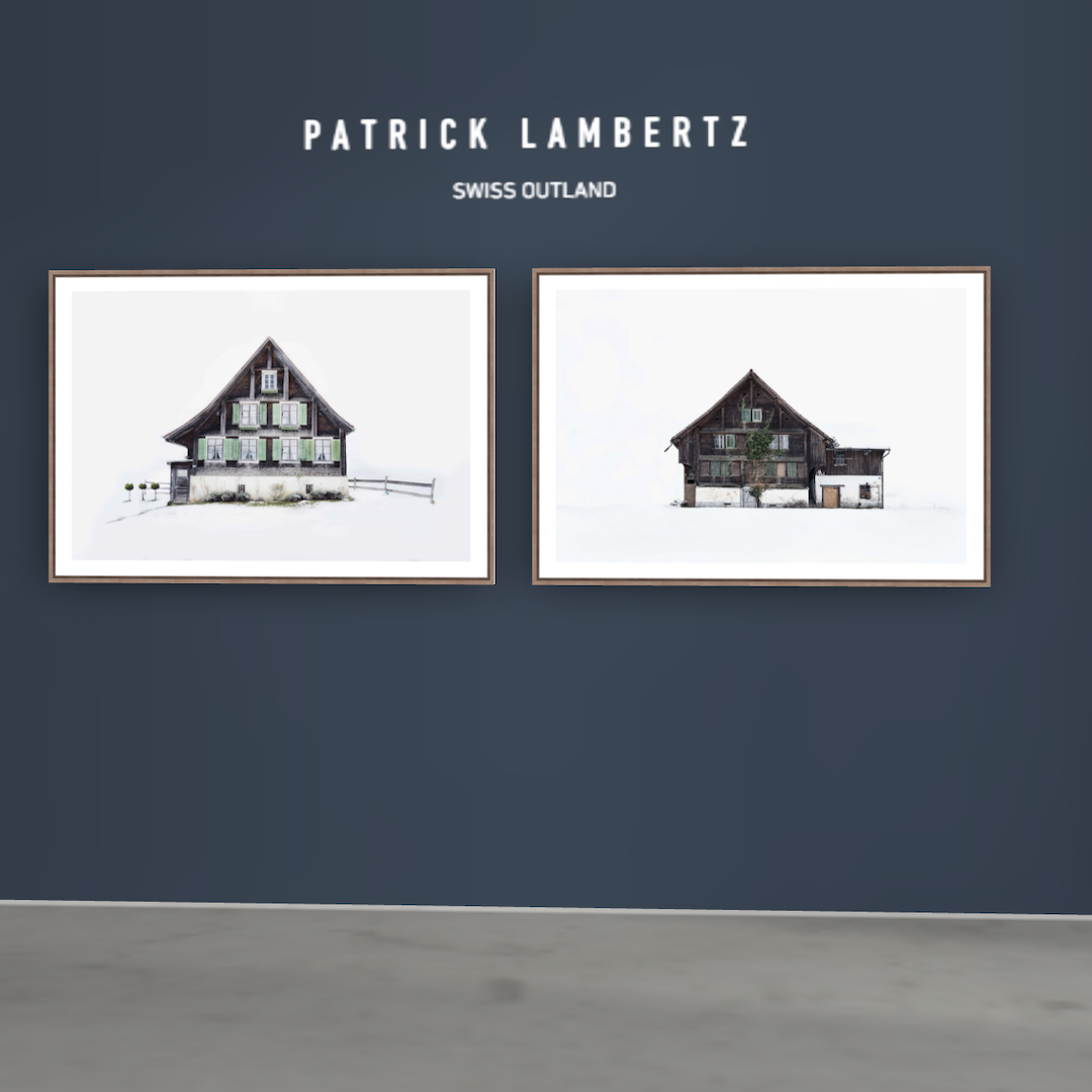 DISCOVER THE ONLINE EXHIBITION | PATRICK LAMBERTZ | SWISS OUTLAND
