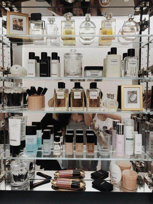 ENTERING BEAUTY HEAVEN: ATELIER BEAUTÉ CHANEL