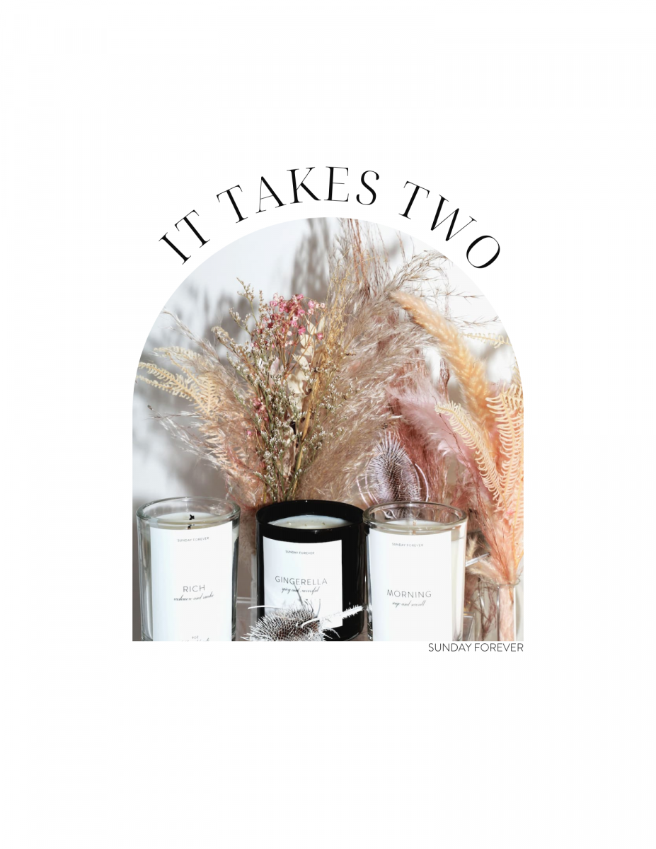 IT TAKES TWO: OUR FAVORITE SUNDAY FOREVER CANDLE COMBOS