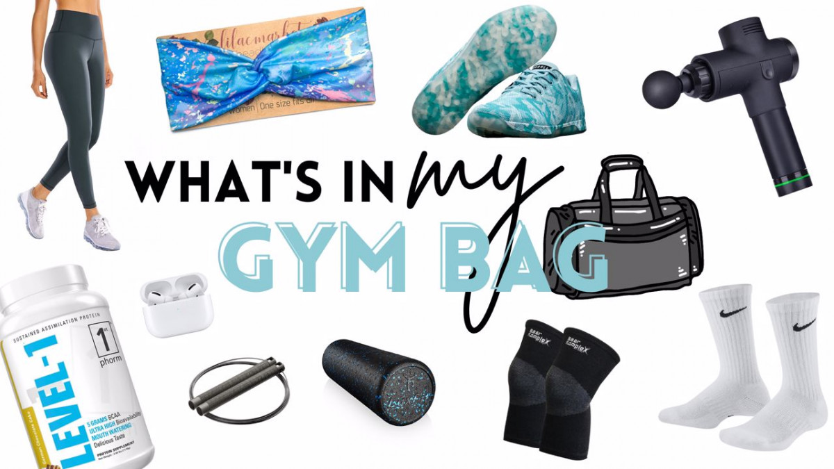 10 Must-Haves for Your Next Workout