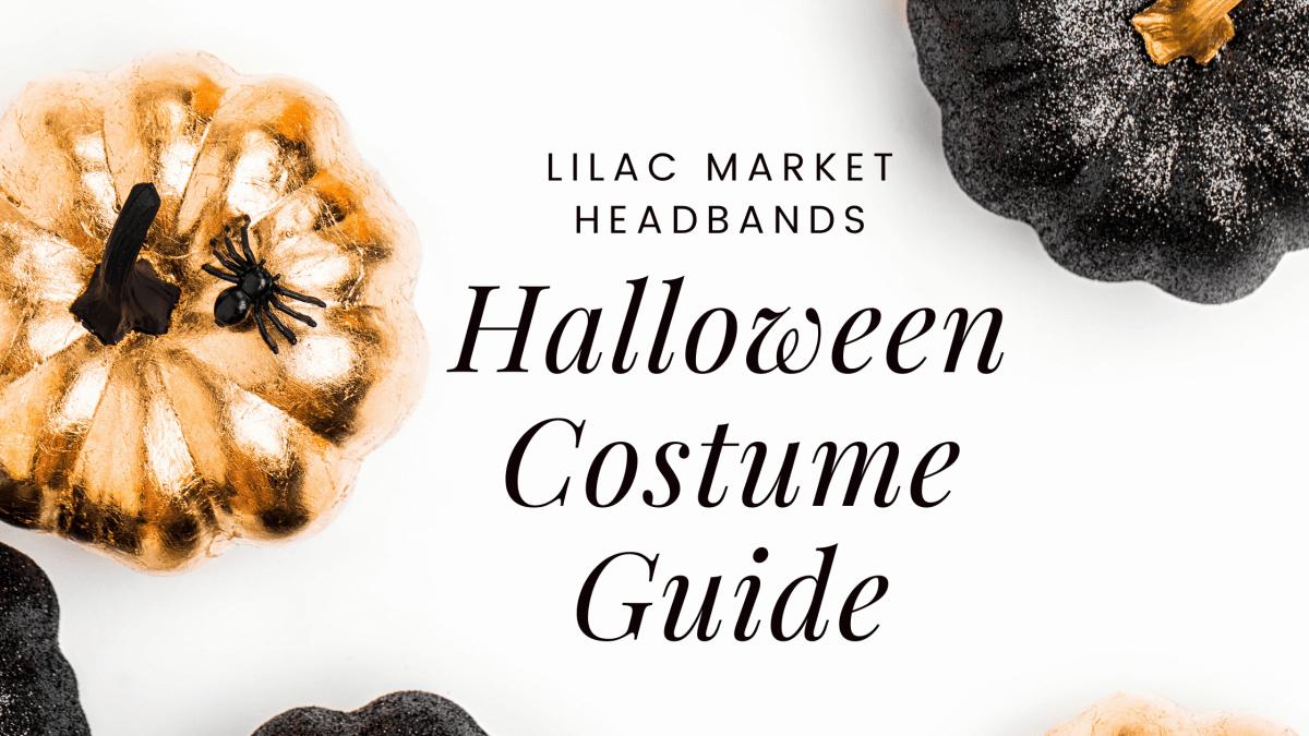 Best Last Minute Halloween Costume Ideas with your Headband