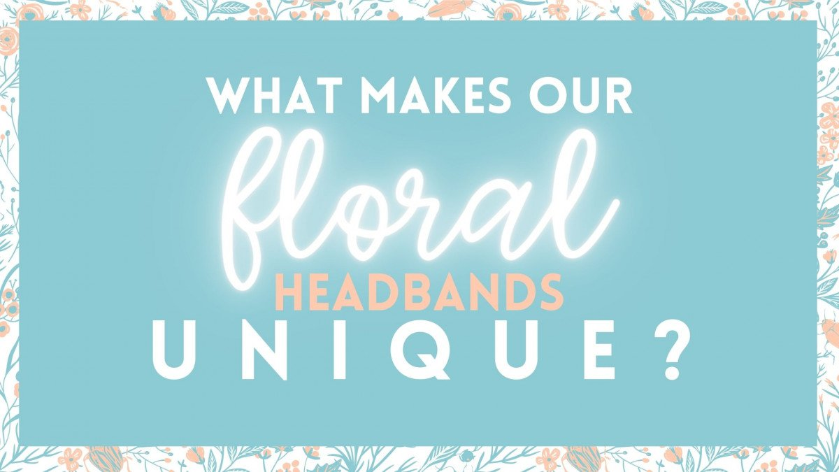 How the Lilac Market Floral Headbands are Named