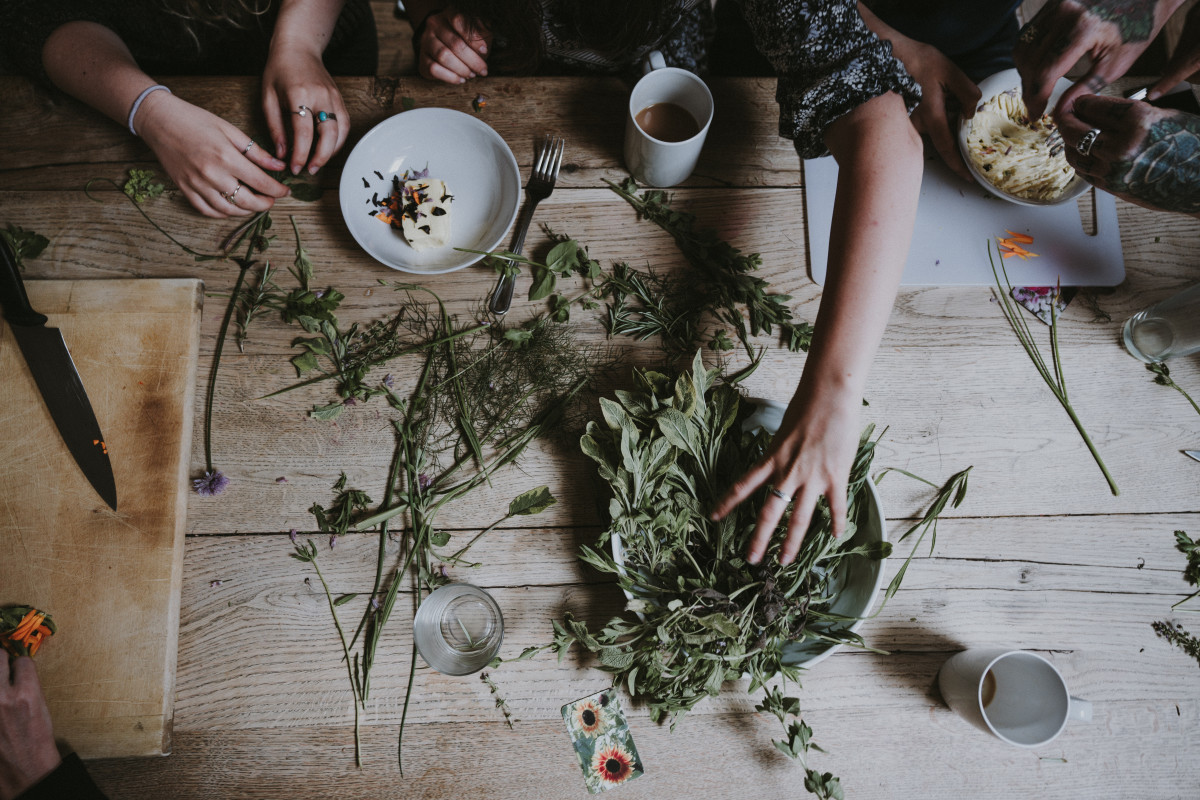 How to use herbs to relieve stress and anxiety