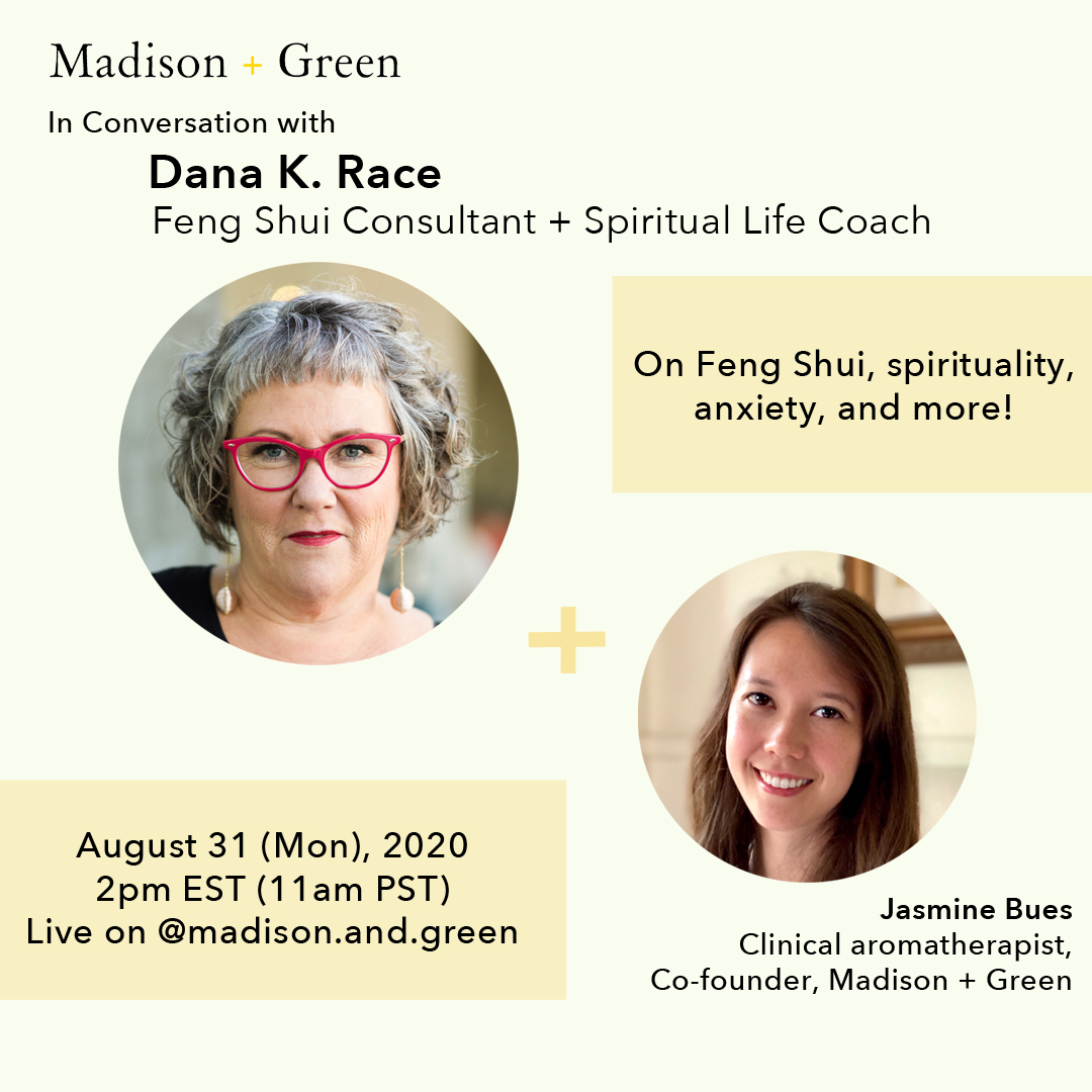 Interview ☞ Feng Shui and Anxiety Relief