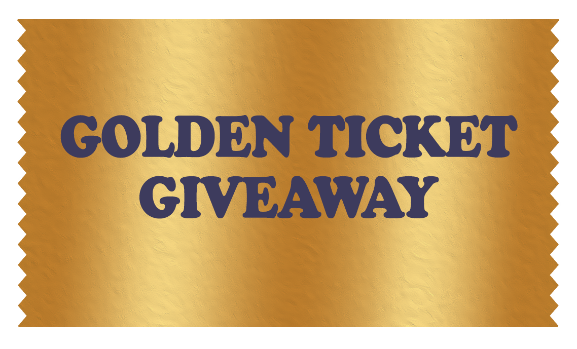 Golden Ticket Giveaway Rules