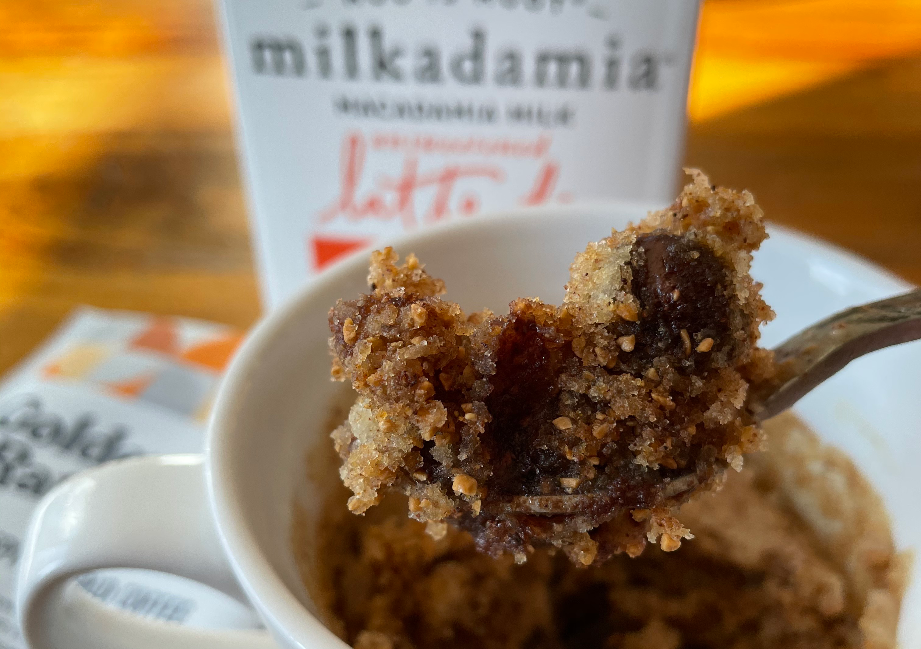 12 Days of Coffee: Pumpkin Spice Coffee Mug Cake